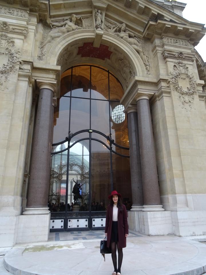 Exposition au PetitPalais
